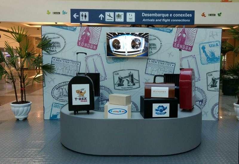 Shopping D. Pedro Férias