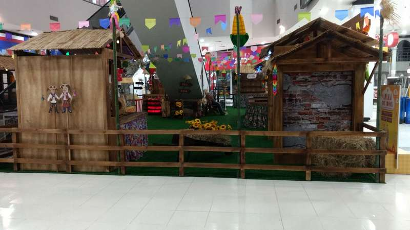 Shopping Itaquera Festa Junina