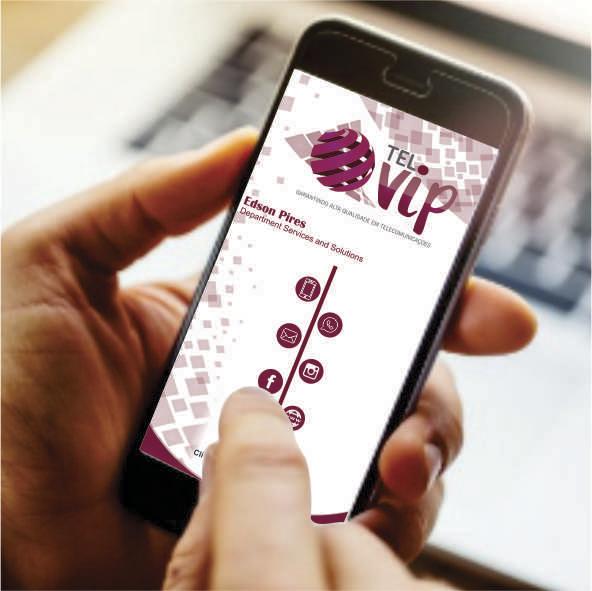 Cartão Digital Tel Vip