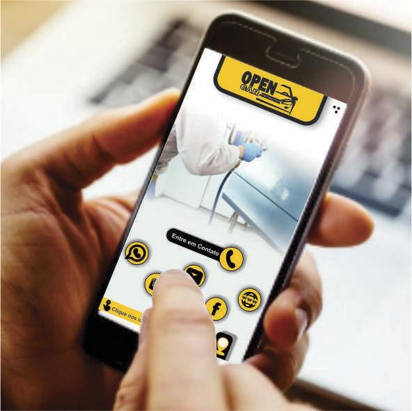 Cartão Digital Open Car