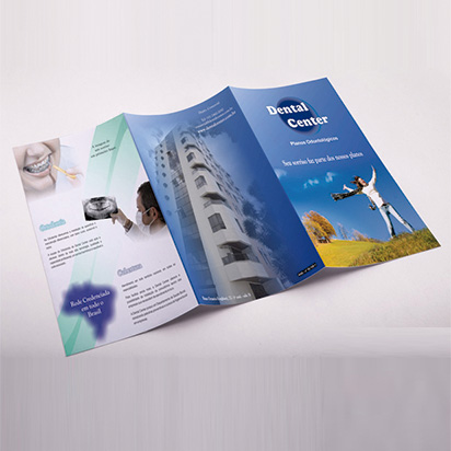 Folder Triplo Dental Center