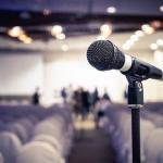 Consultoria e produção de eventos