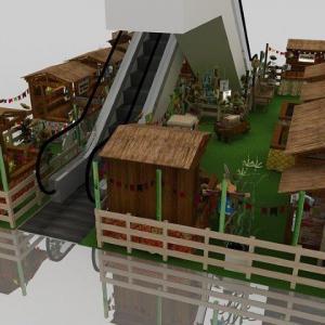 Construção e Montagem Cenários